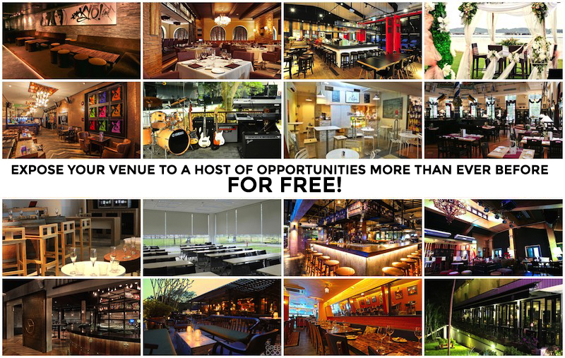 Venuerific is Asia's Most Trusted Event Venues Website