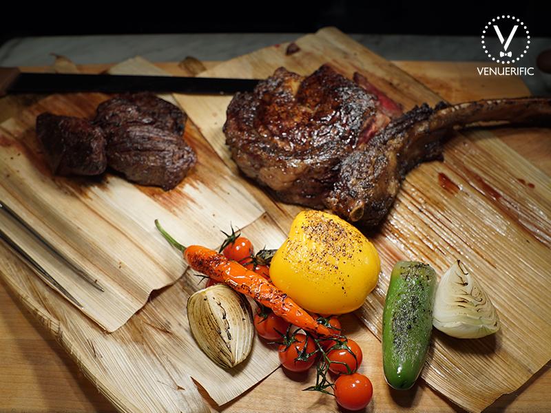 the kempinski hotel singapore best steak for brunch