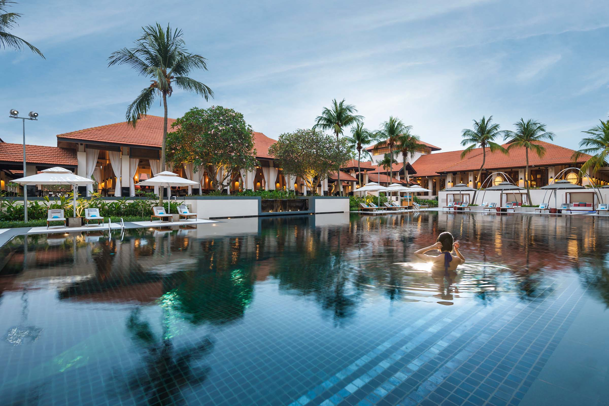 Breathtaking Spaces Under One Roof: Sofitel Singapore Sentosa Resort & Spa