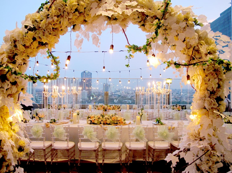 Indoor Outdoor Wedding Venue in Jakarta - Venuerific
