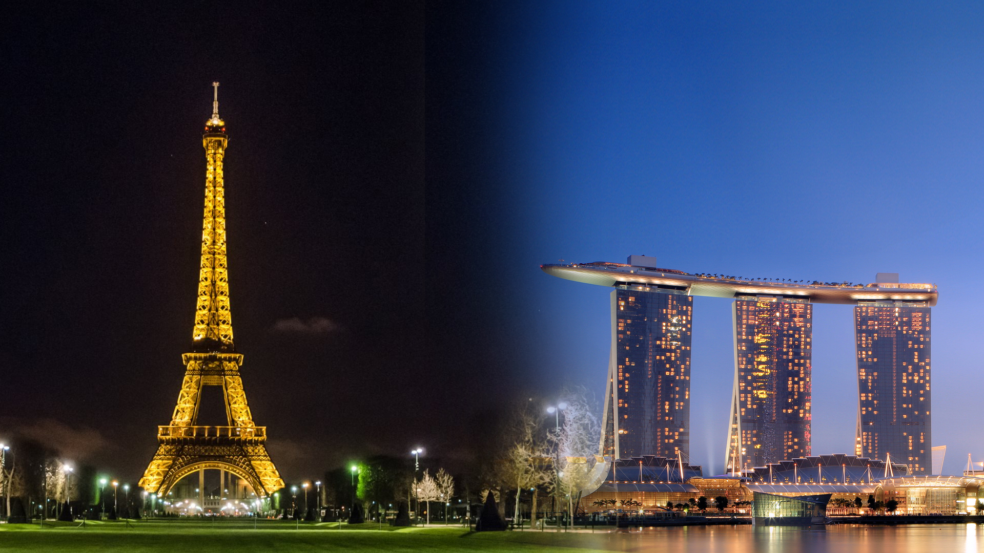 From Paris to Singapore: 7 Similar Hidden Gems You Need to Discover