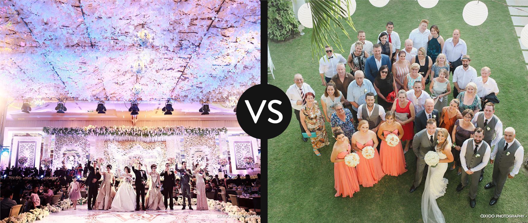 Big Weddings VS Intimate Weddings