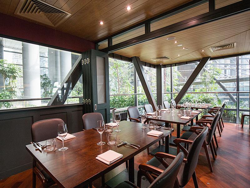 venuerific venue, wakanui grill dining singapore
