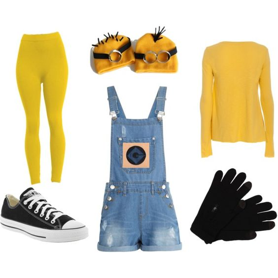 Halloween-costume-ideas-venuerific-blog-minions-costumes