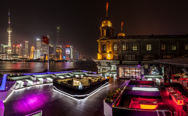 Top 9 Breathtaking Rooftop Bars in Asia | 2016