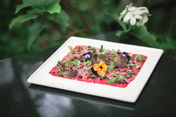 Delicious high-end food to impress your clients in singapore