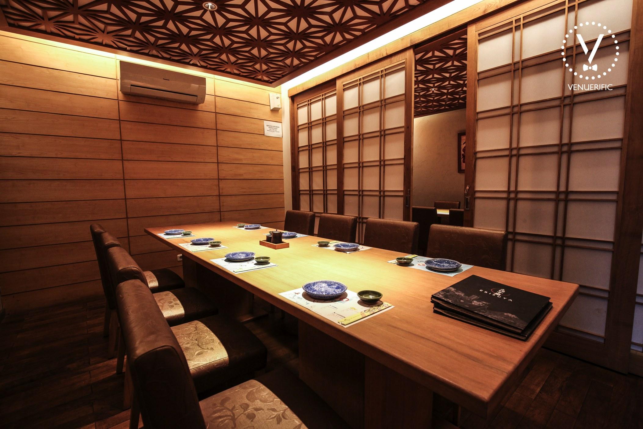Ebisuya Restoran Dengan Vip Room Food Lifestyle Amp Events