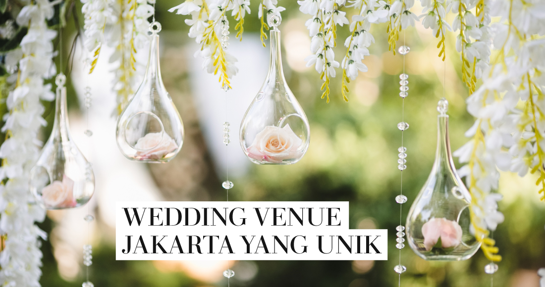 Wedding Venue Jakarta yang Unik