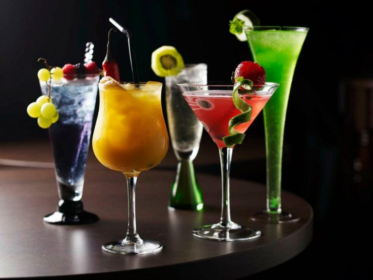 best cocktails in sinagpore to impress your clients