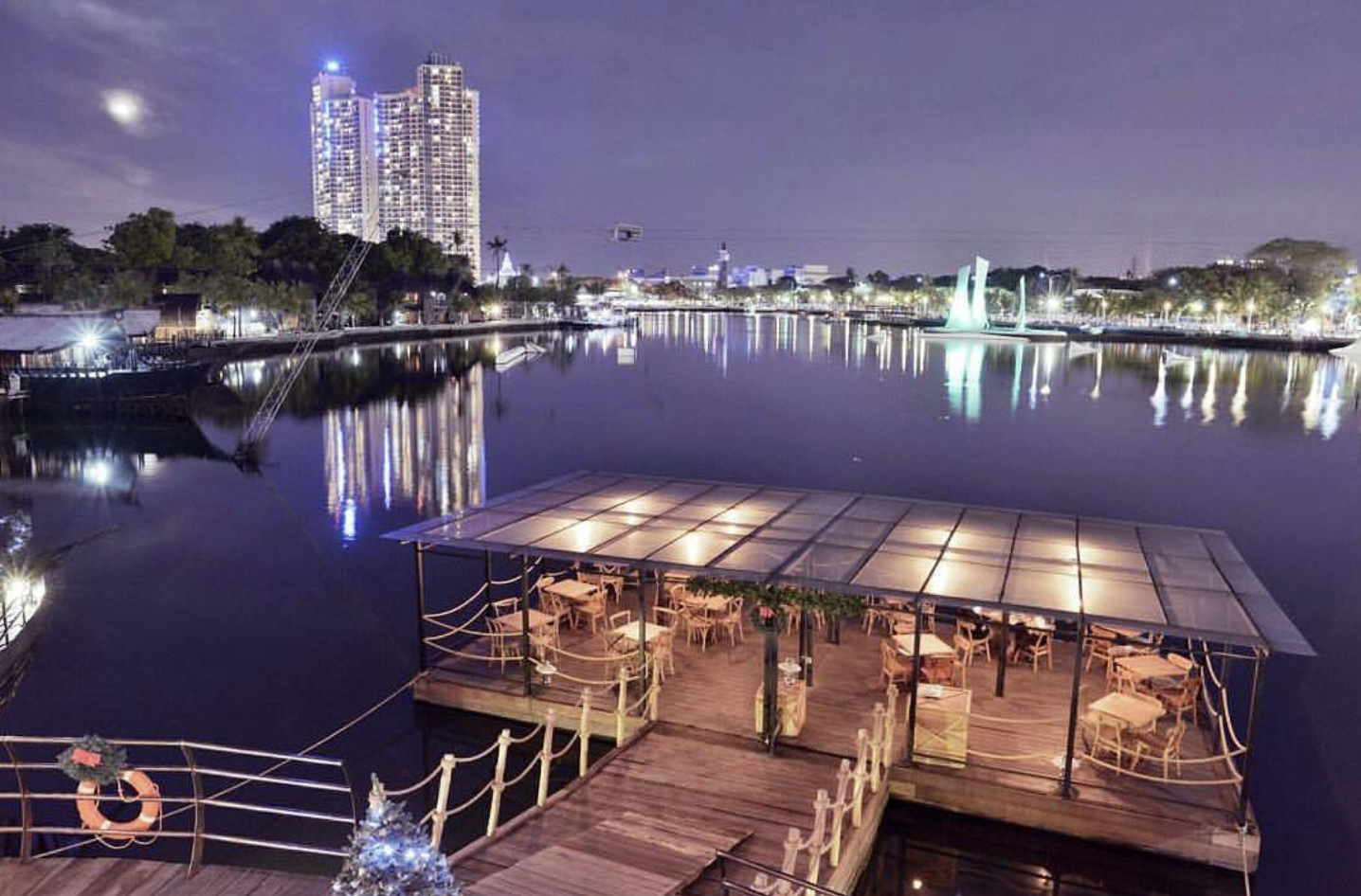 The Pier by Kalaha, Unique Birthday Venues in Jakarta
