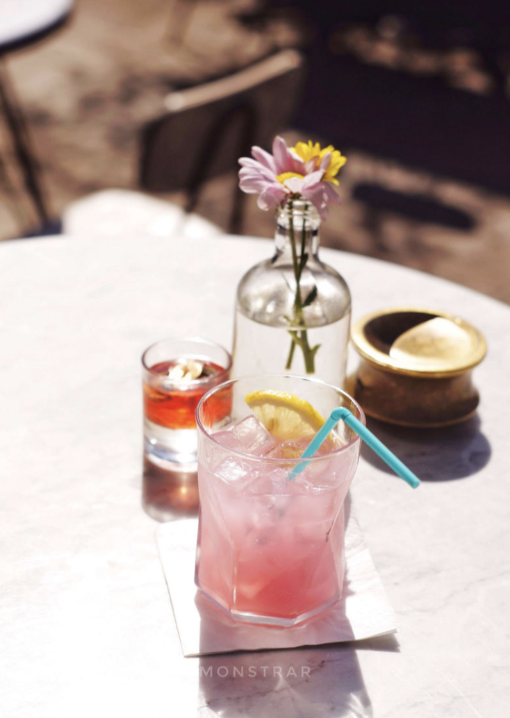 Drinks at Hause Rooftop Kitchen & Bar