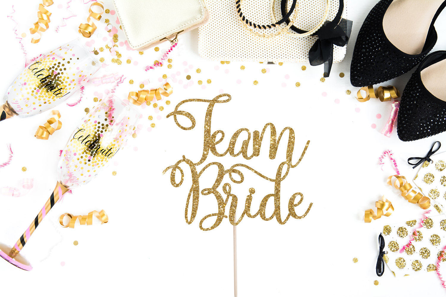 Unique Invitations and Quirky Gifts for Bridal Shower
