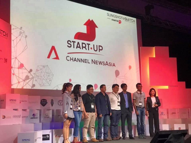 Venuerific Among Top 8 Startups for Channel News Asia's Reality Show