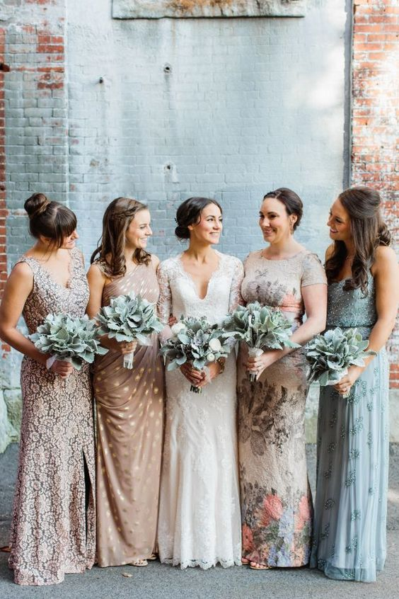 bohemian-wedding-venuerific-blog-bridemaids-neutral-colour