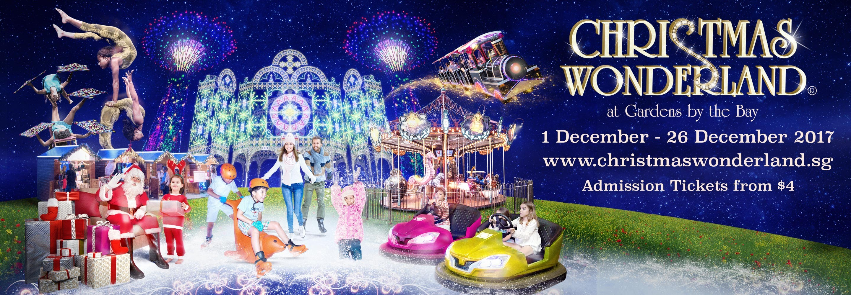 Christmas Wonderland Event Cover Photo
