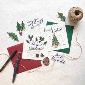 W-Market Christmas Workshop