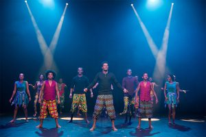 Circus Abyssinia Casts for Christmas Wonderland