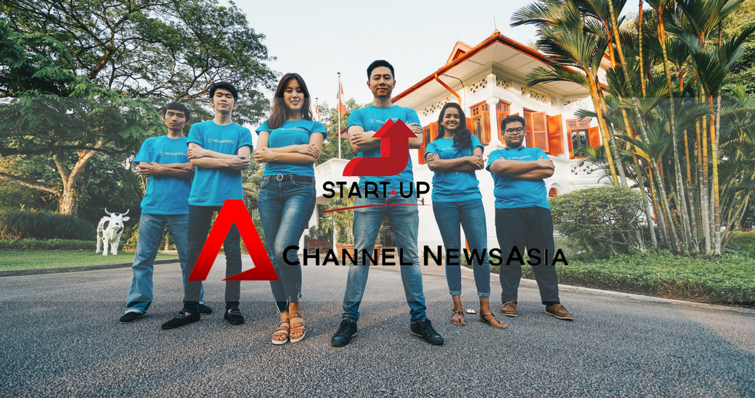 "Venuerific, Among Top 8 Startups for Channel News Asia's Reality Show ""Start-UP"" Season 5"