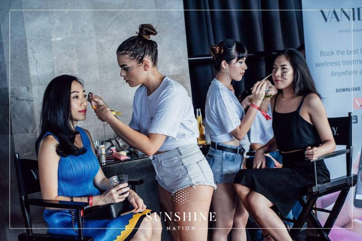 Beauty Services - Face Painting from Vaniday from Singapore