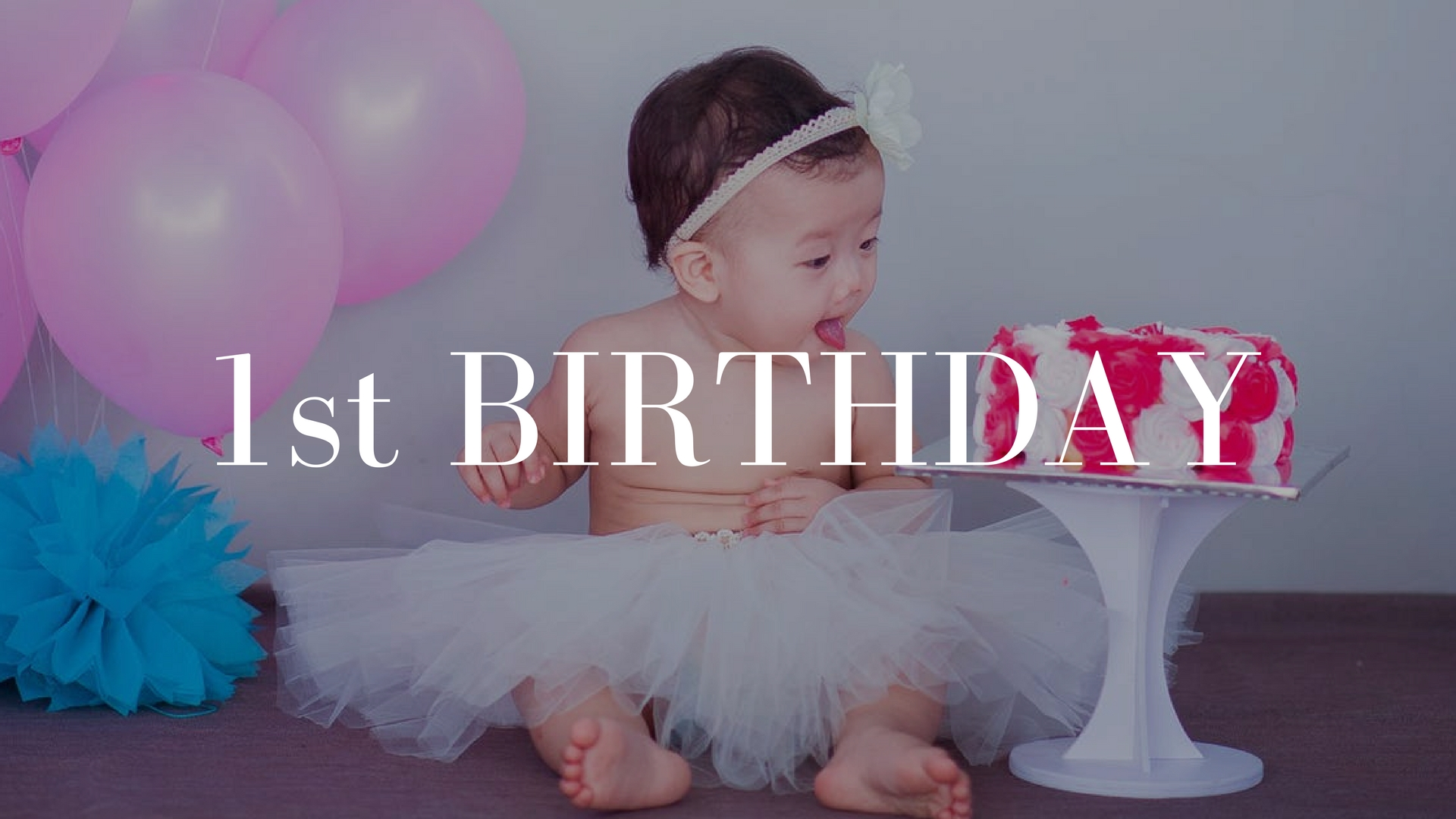 Little One's 1st Birthday Party Celebration Package on Venuerific