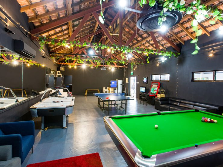 games-room-indoor-21st-birthday-party-venue-event-space-house-for-rent-venuerific-needle-haystack-singapore