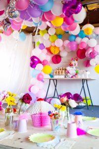 Rainbow-Trolls-Disco-Birthday-Party