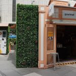 House of Shop Pop-Up in front of ION Orchard Singapore