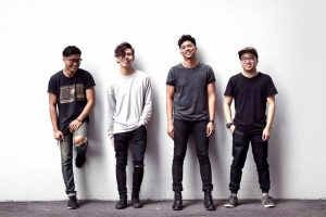 Pop-Rock Band called Royal Estate from Singapore