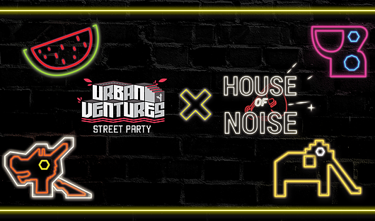 Urban Ventures X House of Noise 2017 Event Cover Photo