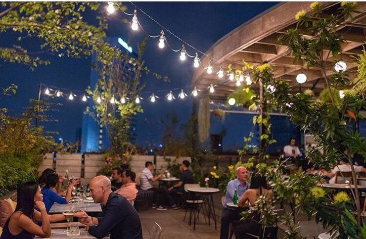 hause rooftop kitchen & bar