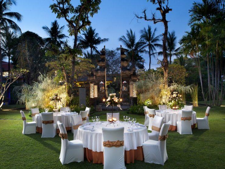 The Laguna Resort & Spa Bali event