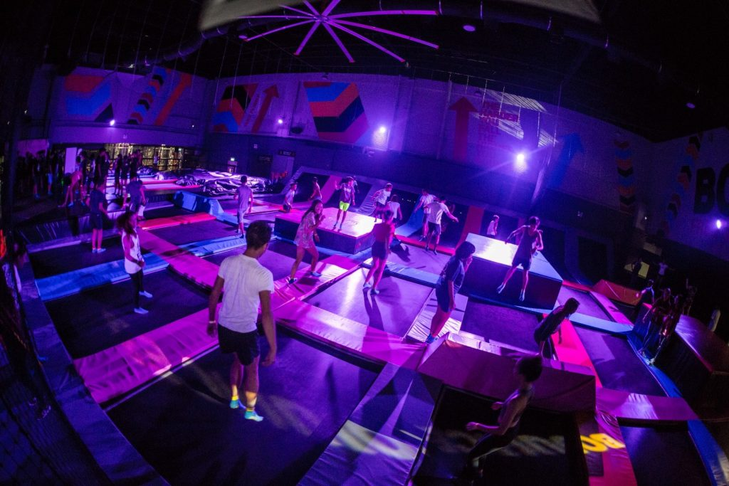 unique-team-bonding activities-venuerific-blog-bounce-inc-bouncehouse
