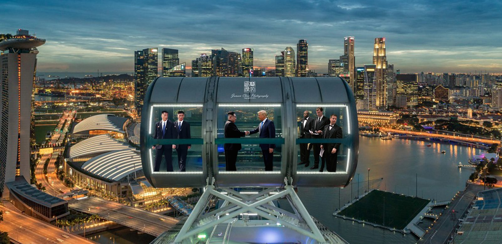 Trump-Kim-summit-venuerific-blog-the-singapore-flyer