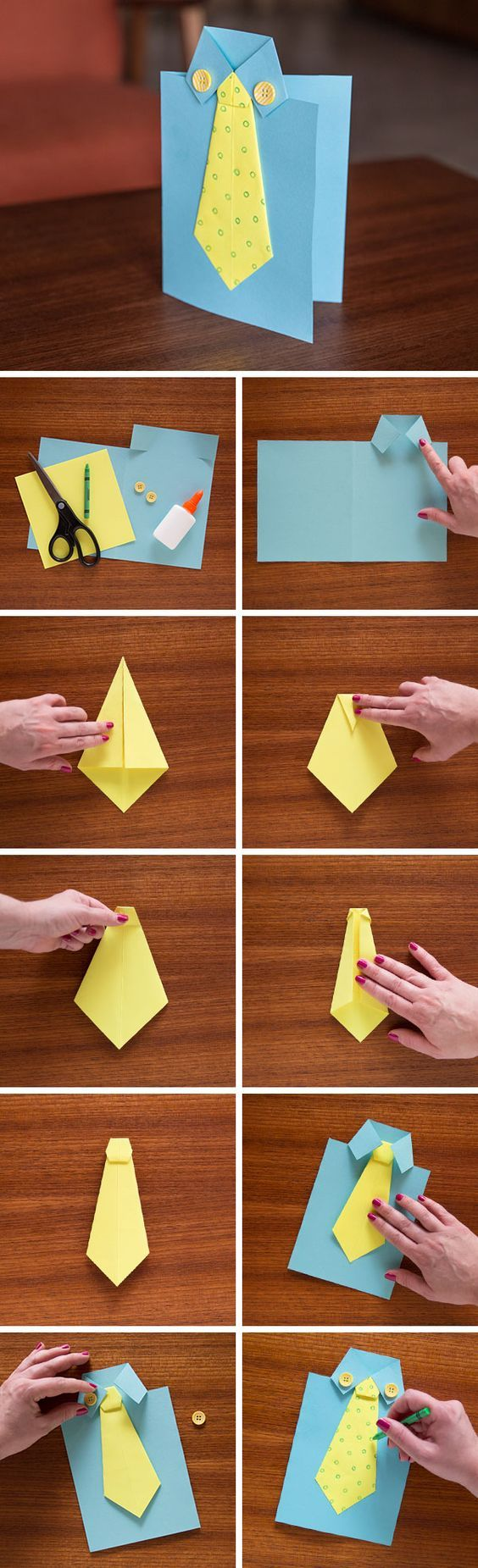 DIY-gift-ideas-venuerific-blog-origami-card
