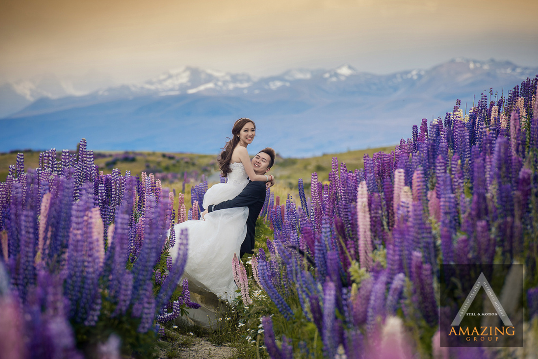 Dream-wedding-photoshoot-venuerific-blog-lupines-field-new-zealand