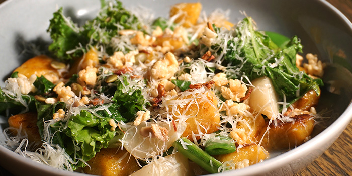 Hotspots-for-vegetarians-venuerific-singapore-plentyfull -pumpkin-gnocchi