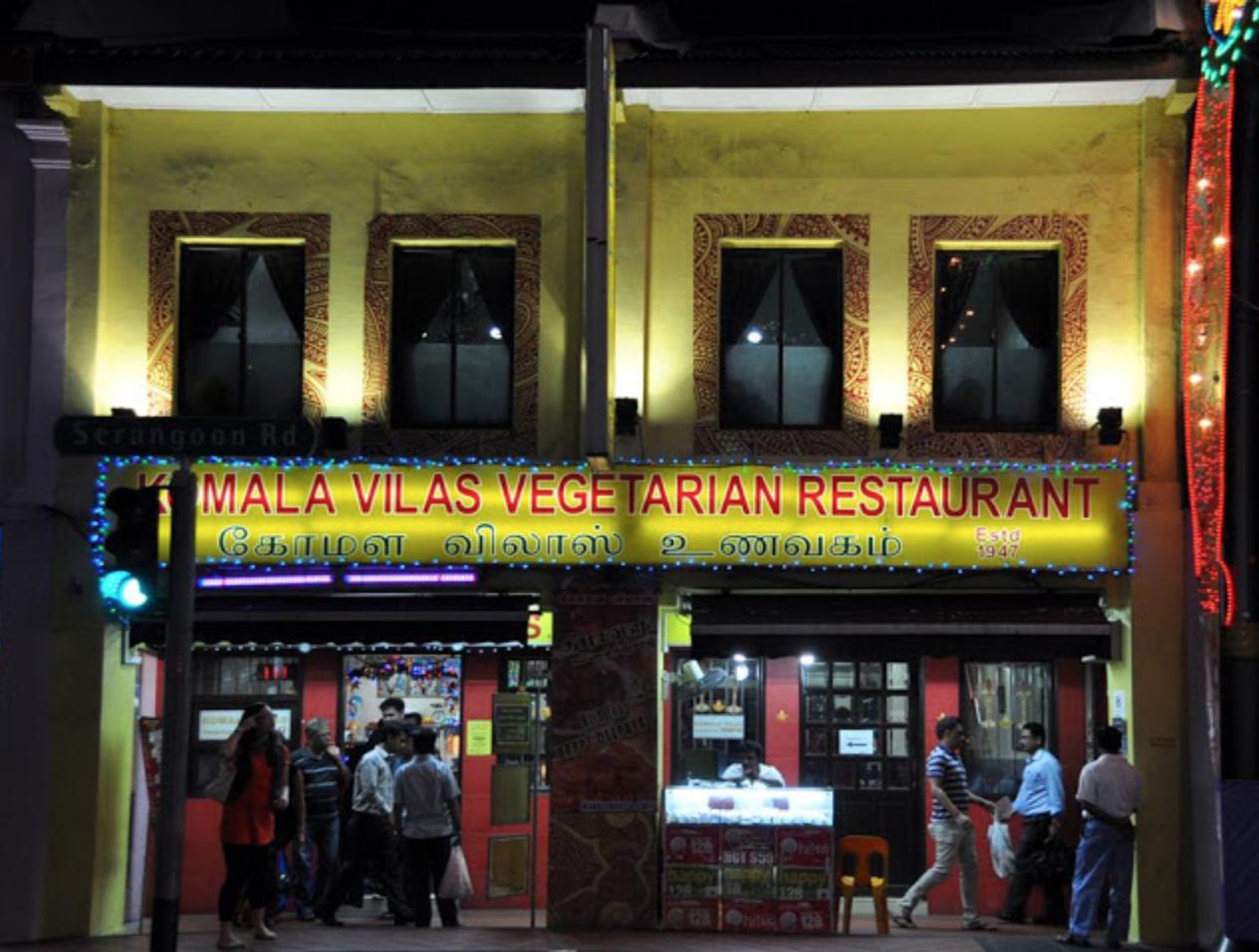 Hotspots-for-vegetarians-venuerific-singapore-komala-vilas-restaurant