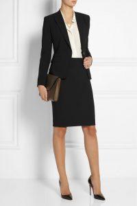 Dress-code-venuerific-blog-business-professional-ladies-blouse-skirt