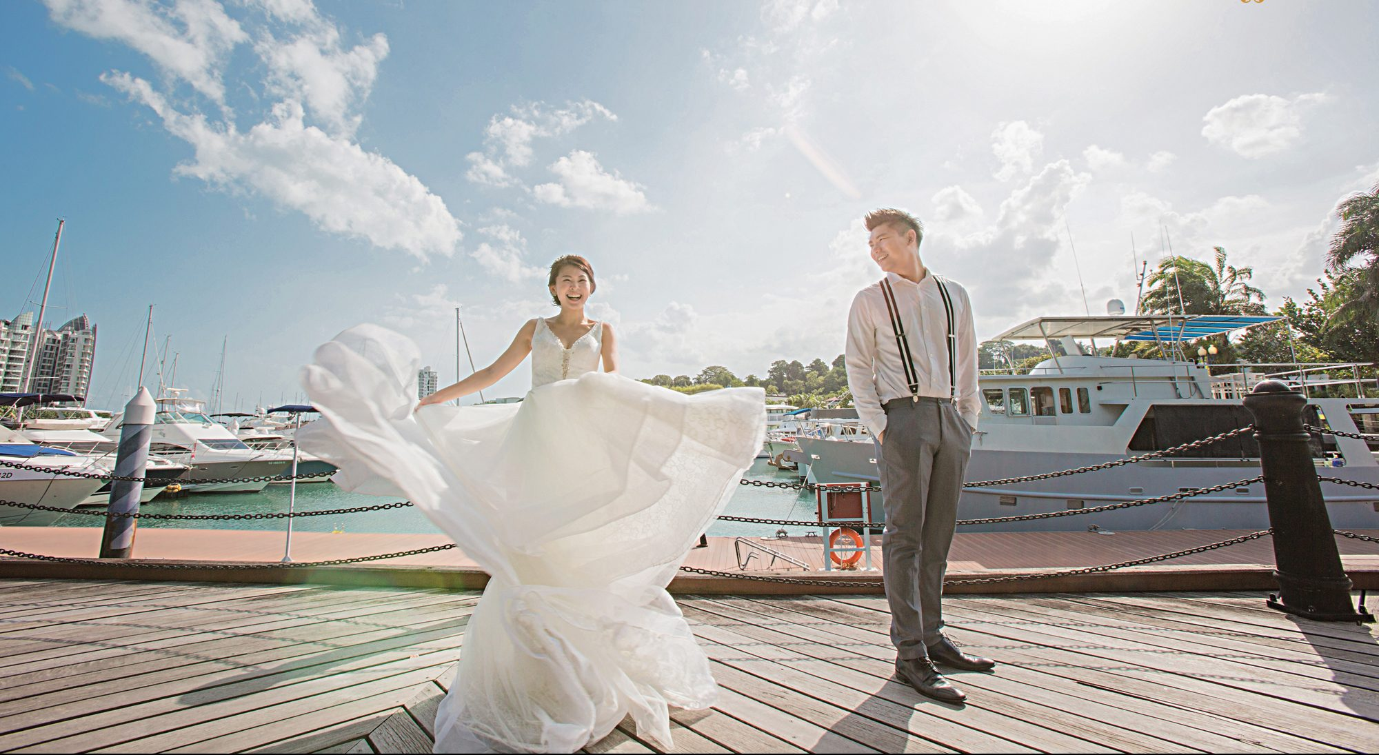 Best Non-traditional Wedding Venues in Singapore 2018