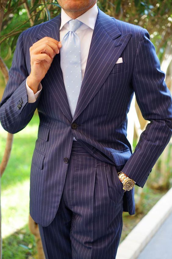 suit and tail style for man