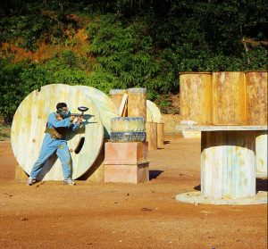 Venuerific_coporate_retreat_JB_paintball_2