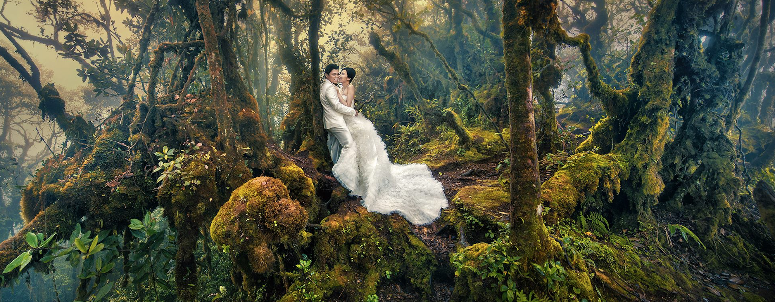Magical Places Around The World for Your Dream Wedding Photoshoot!