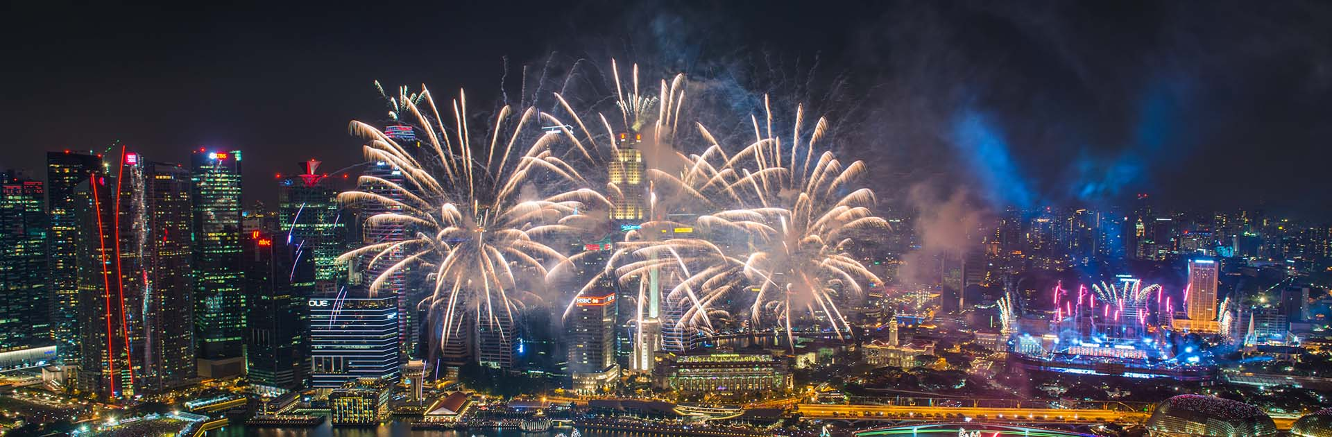 A Guide to Watching the NDP Fireworks in Singapore for Free, 2018