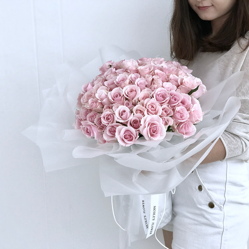 venuerific-nicole-flower-pink-roses-proposal in singapore