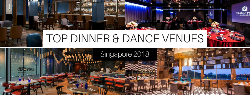 Top Corporate Dinner and Dance Party Venues in Singapore 2018!