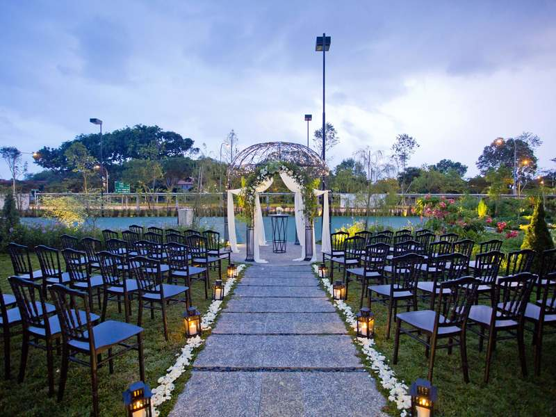 Wedding decor at Summerhouse by One Group