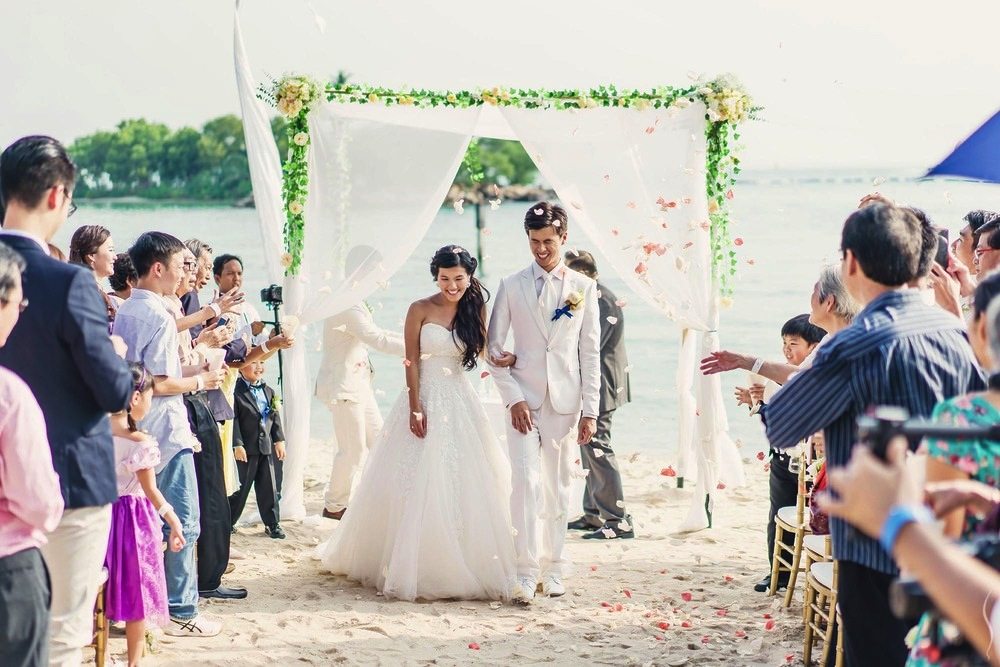 Average Cost of Wedding in Singapore and How to Spend Less!