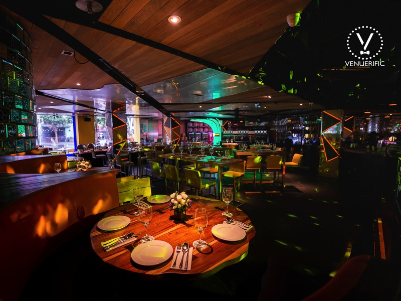 Picture of Dinner Setup at Pump Room Restaurant and Bar
