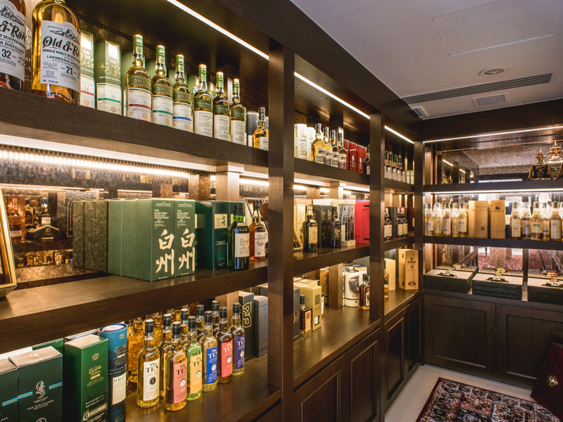 Picture of Whisky Collection at B28 Event Space in Singapore