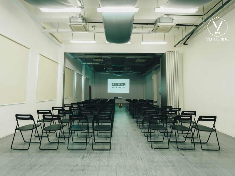 Affordable-training-seminar-rooms-venuerific-singapore-Aliwal-Arts-Centre